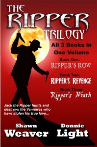 The Ripper Trilogy